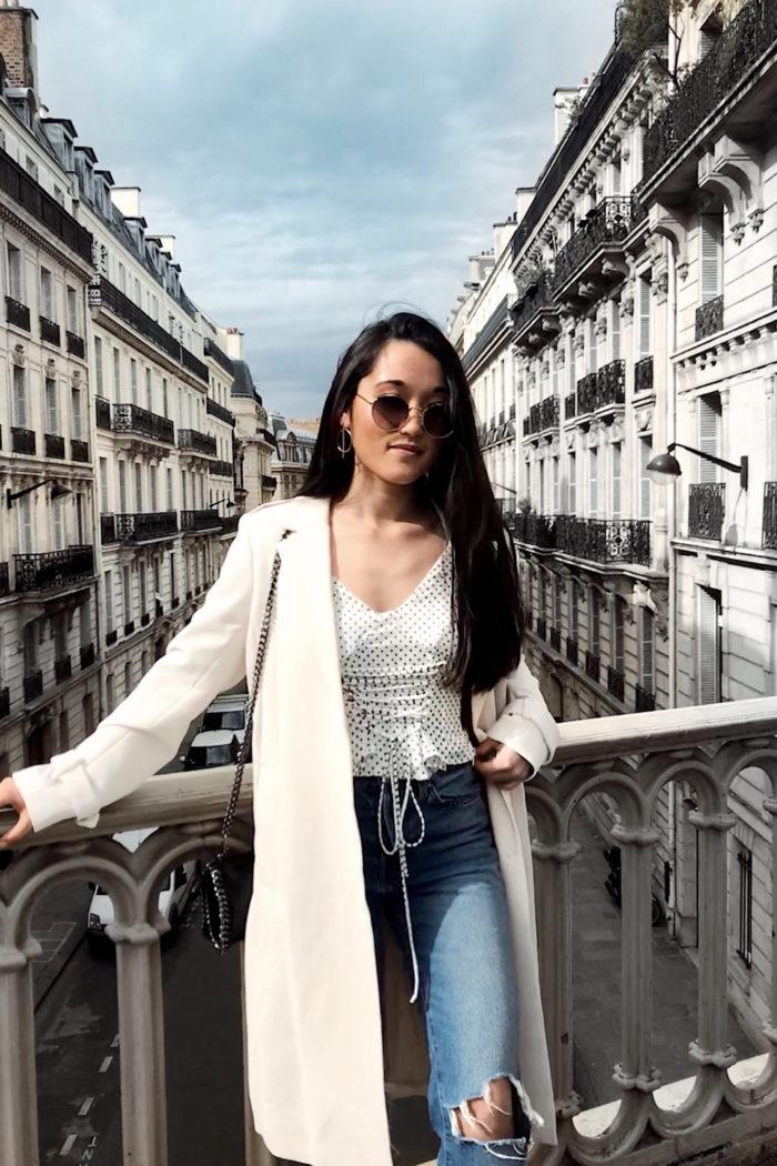 Gypsy in Paris