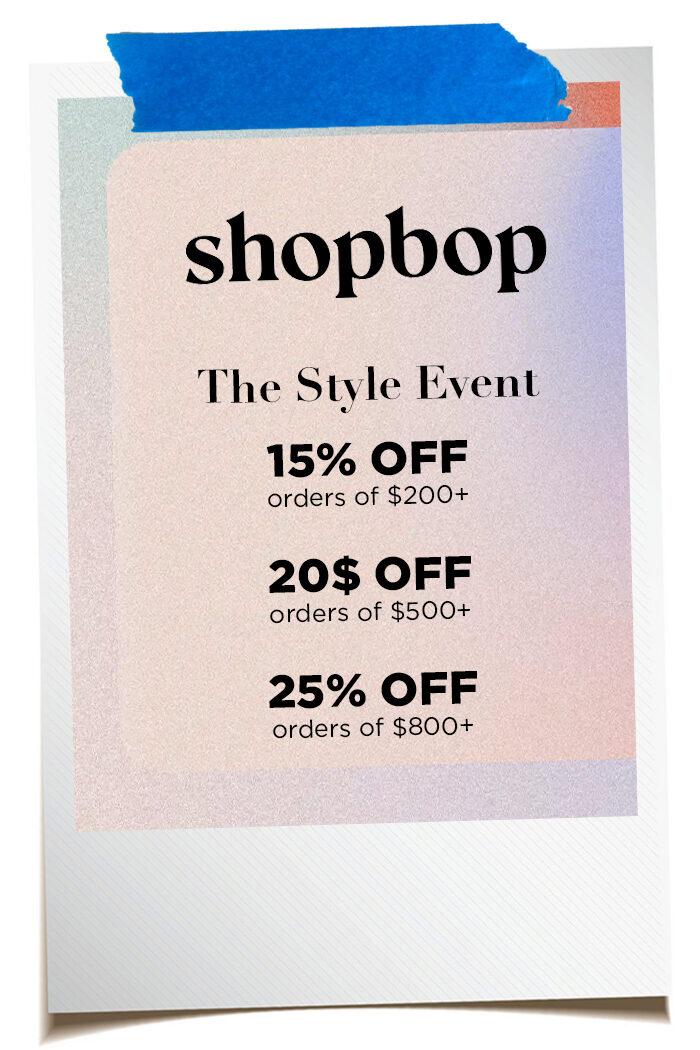 Shopbop Sale Finds