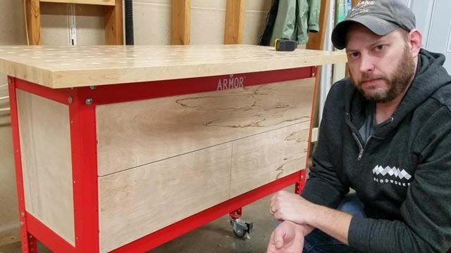 Armor Tool Bench