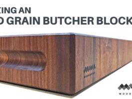 End Grain Butcher Block