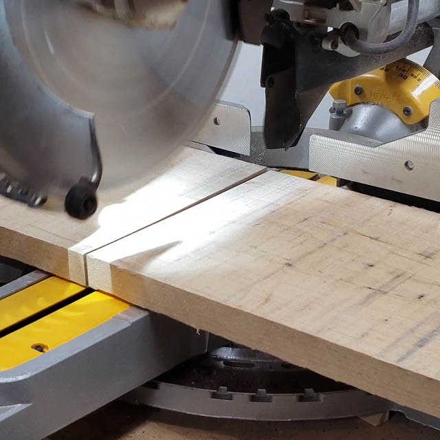 milling lumber