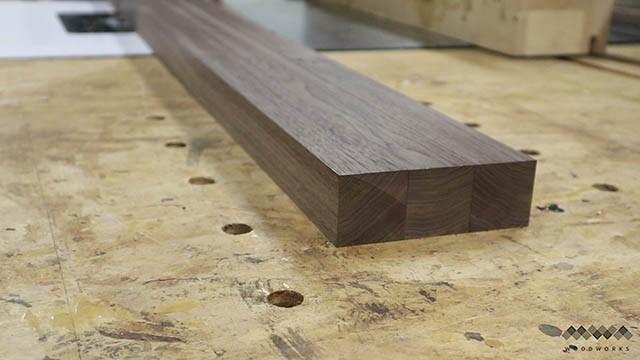 trim for custom tool wall