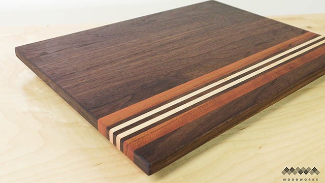 cutting board floating