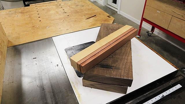 cutting board hardwoods
