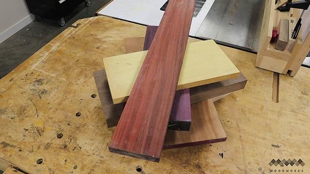 cutting board materials