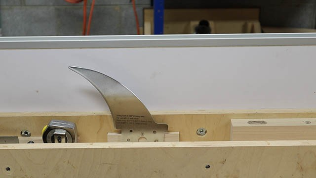 table saw fence caddy 2