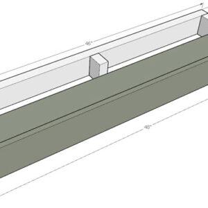 floating shelf plans
