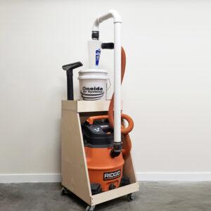 dust collection cart plans