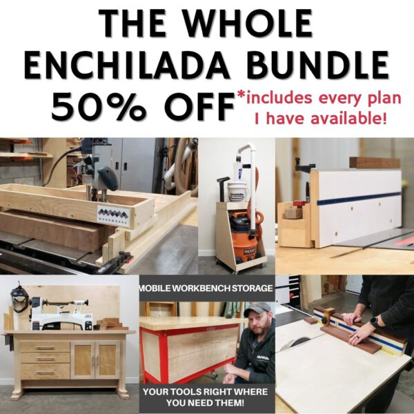 the whole enchilada plan bundle