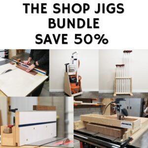 the shop jigs bundle
