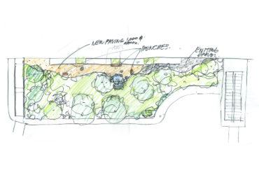 seattle_landscape_architecture_murase_providence_stvincent_sketch
