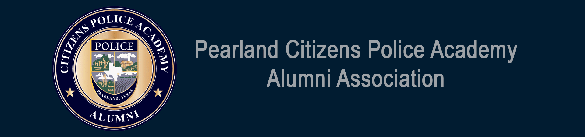 Pearland Citizens Police Academy Alumni Association