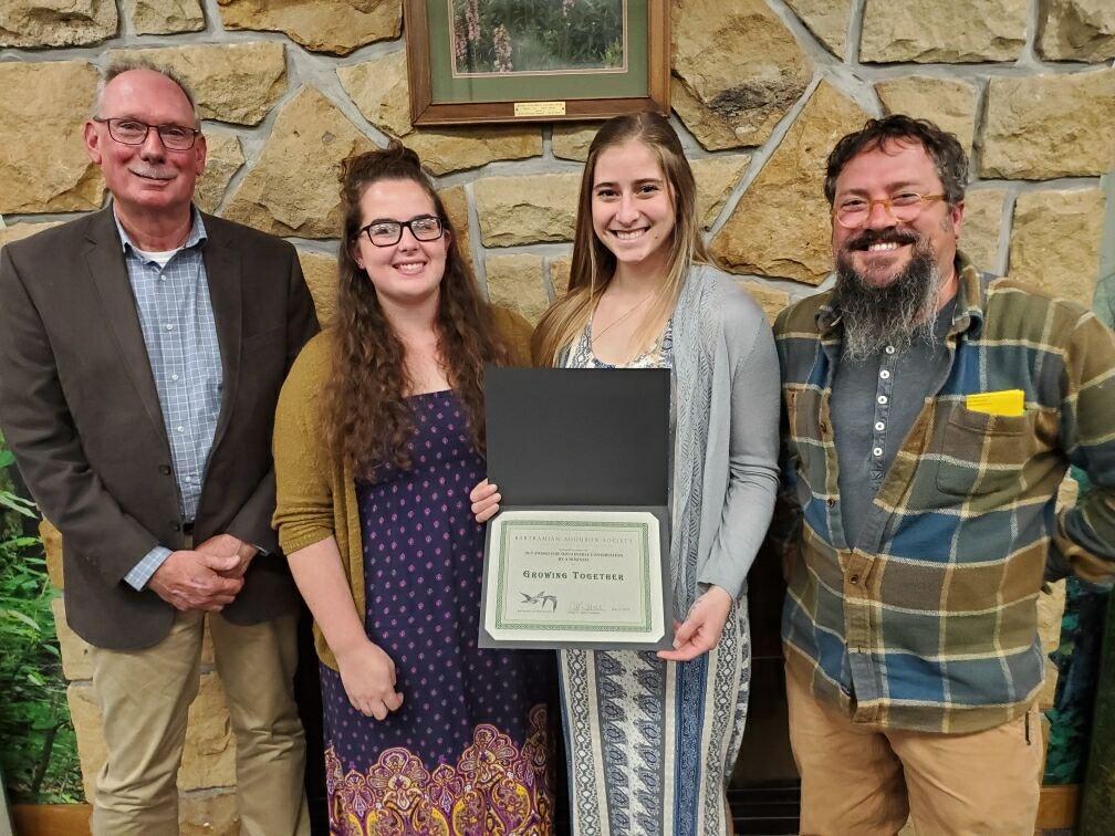 Audubon Award