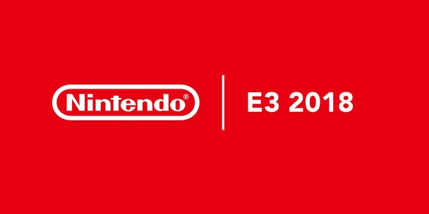 Nintendo 2018 E3 Conference Promotional banner image