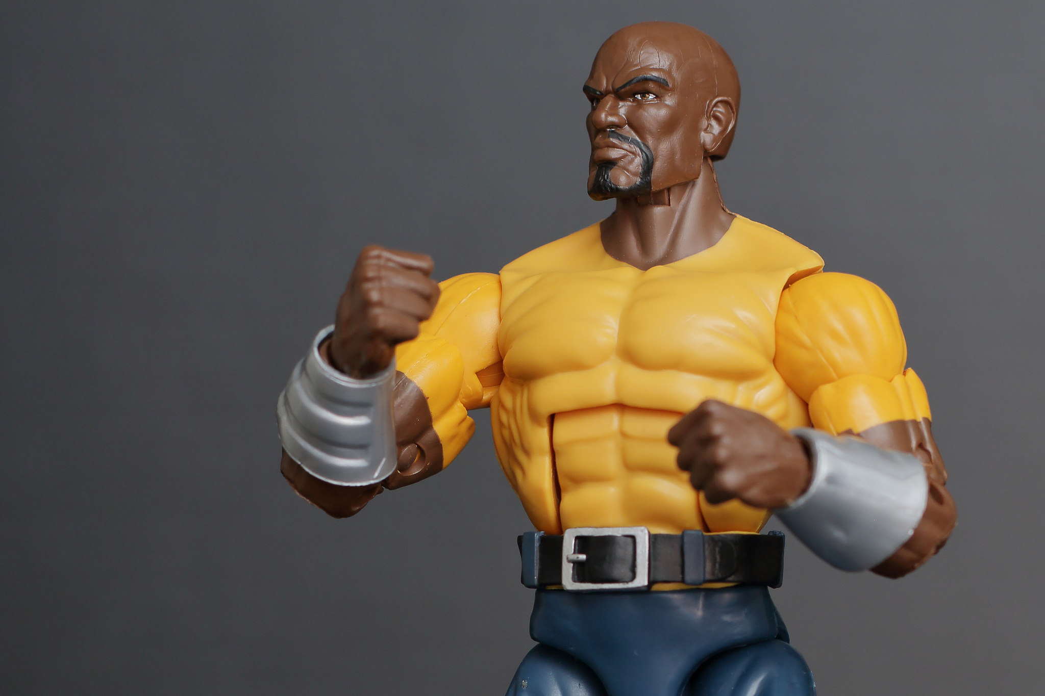 Luke Cage season 2 official action figure exclusively from Amazon