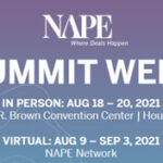 NAPE SUMMIT WEEK | Ago 18-20 | Houston, Texas