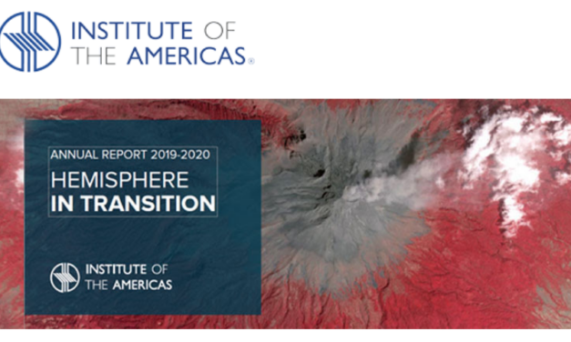 2019-2020 Annual Report: A Hemisphere in Transition