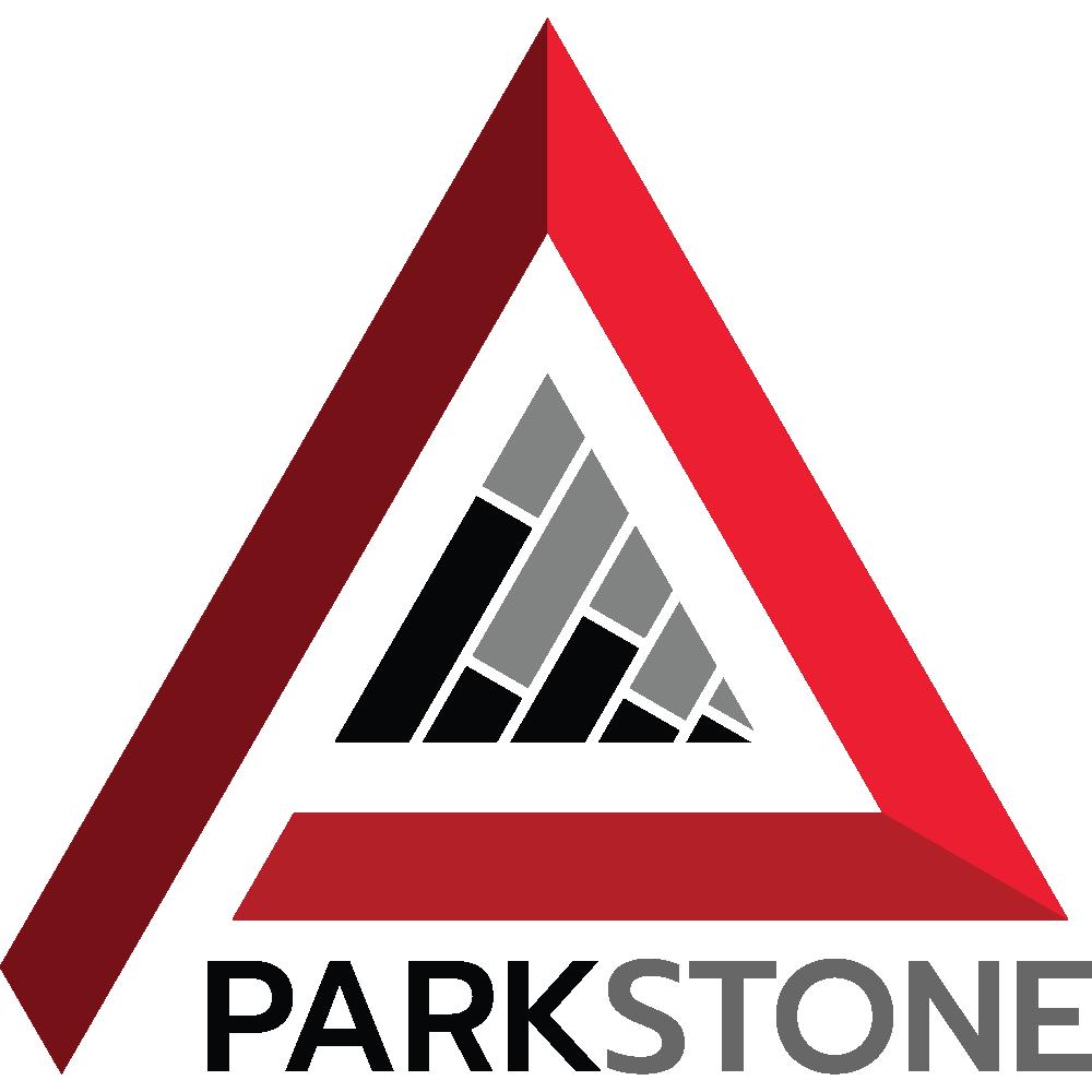 parkstone construction logo type