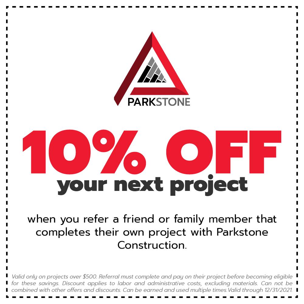 parkstone construction referral black