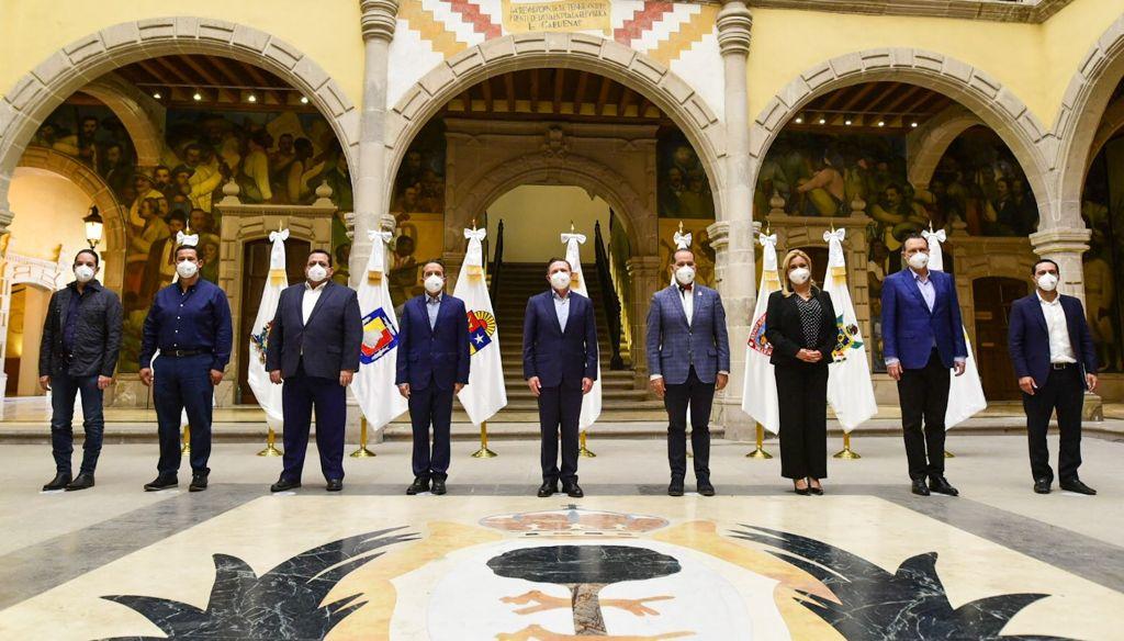 Participa Maru Campos en Asamblea de Gobernadores de Acción Nacional