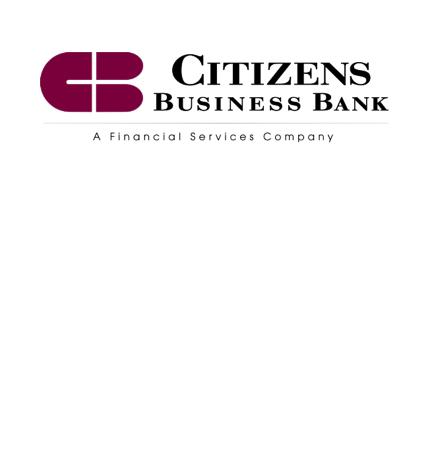 Citizens Business Bank Posts Profits