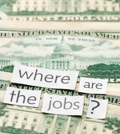 Jobs report could be bad for IE