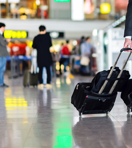 OIA Passenger, Cargo Count Both Up