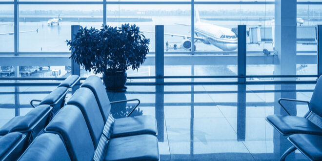 ontario airport passenger count