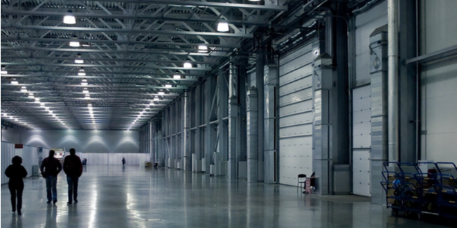 Inland industrial market immune to pandemic