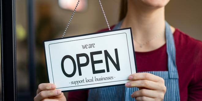 California economy reopens