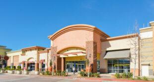 Colton shopping center