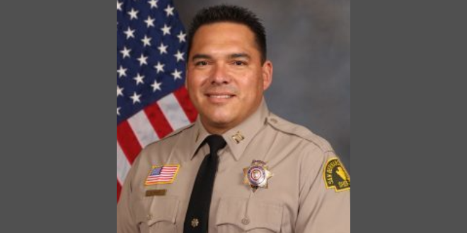 Perez named RC police chief