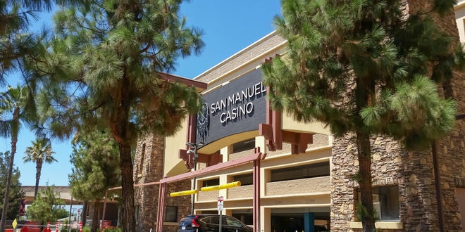 San Manuel tribe to purchase Las Vegas casino