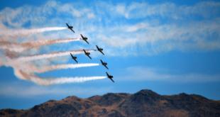 Threshold Sponsors Palm Springs Air Museum War Birds in Reno Races