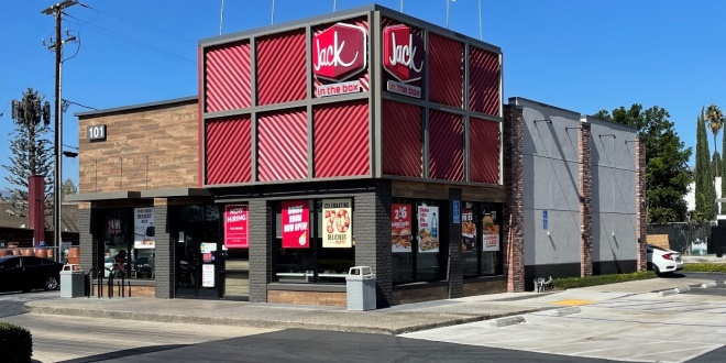 Jack in the Box is sold