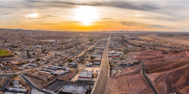 Major mixed-use project slated for Barstow
