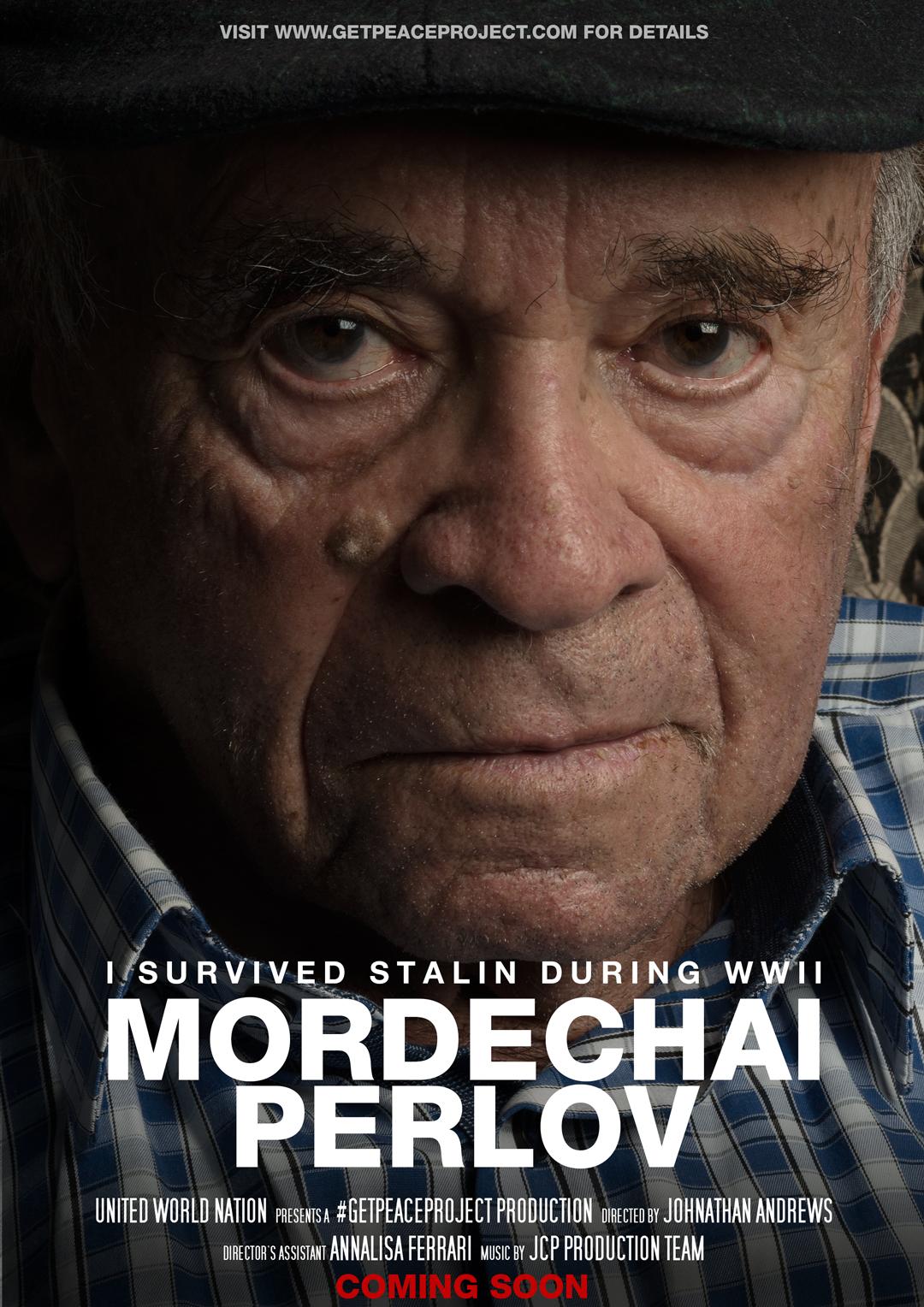 Mordechai Perlov
