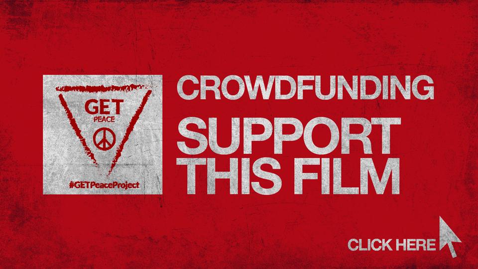 #GETPeaceProject Crowdfunding