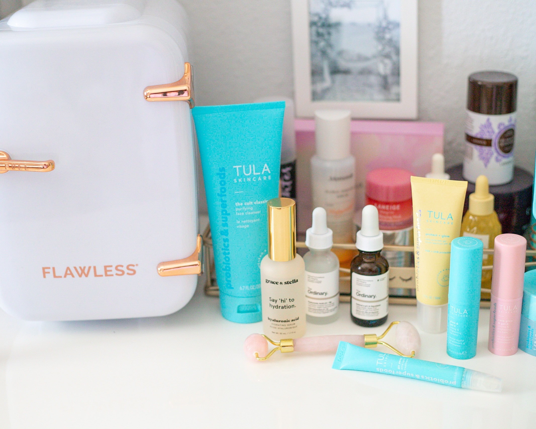 MORNING AND EVENING SKINCARE ROUTINE