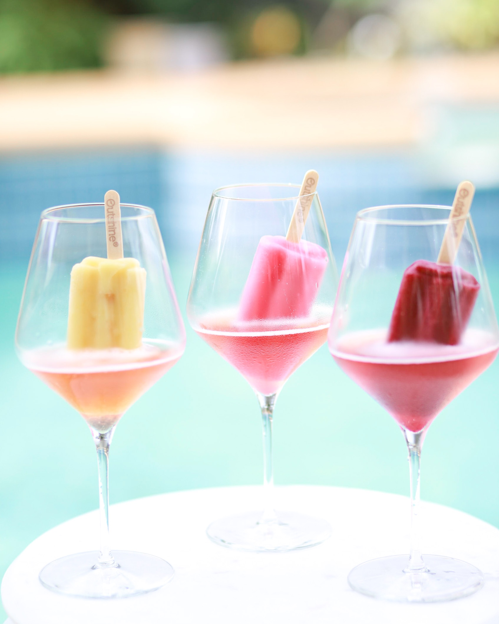 PROSECCO POPSICLE COCKTAIL