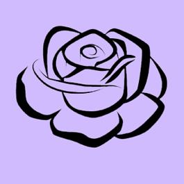Lavender Rose Table Sponsor