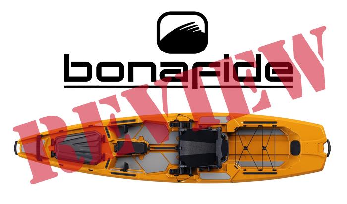 Bonafide SS127 Kayak Review