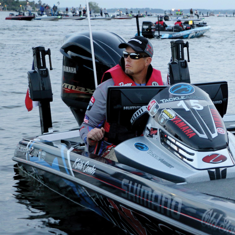 Keith Combs 2019 Shimano Angler