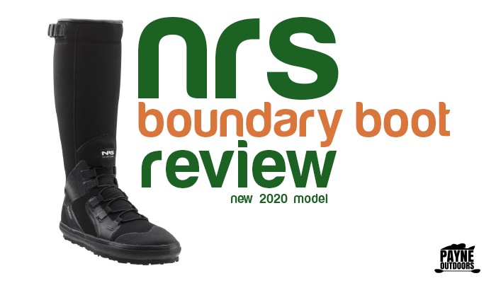 nrs boundary boot review 2020 model payne outdoors kayak fishing