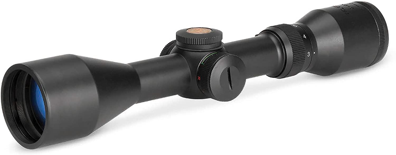 scope hunting deer