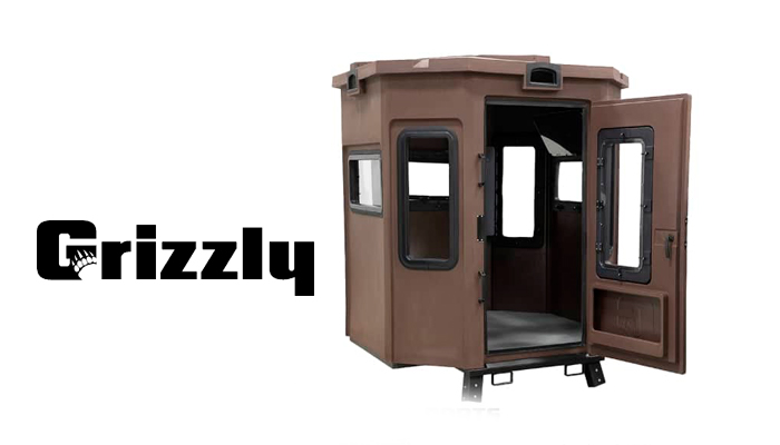 grizzly box blind Payne Outdoors