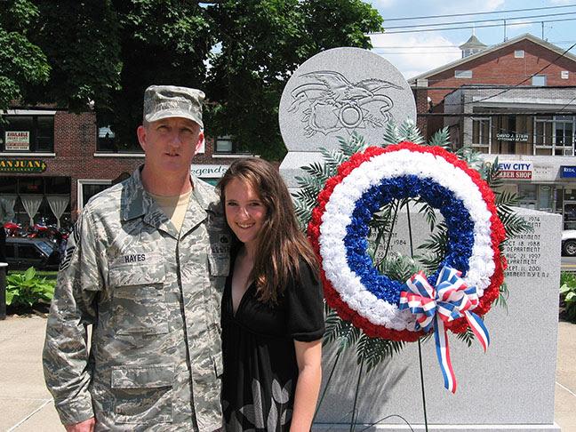 Military Vet and 9/11 Hero Bill Hayes Bio