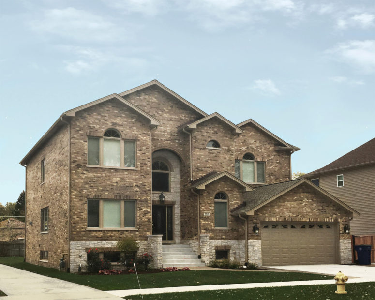 This is a completed project from one of our designs
