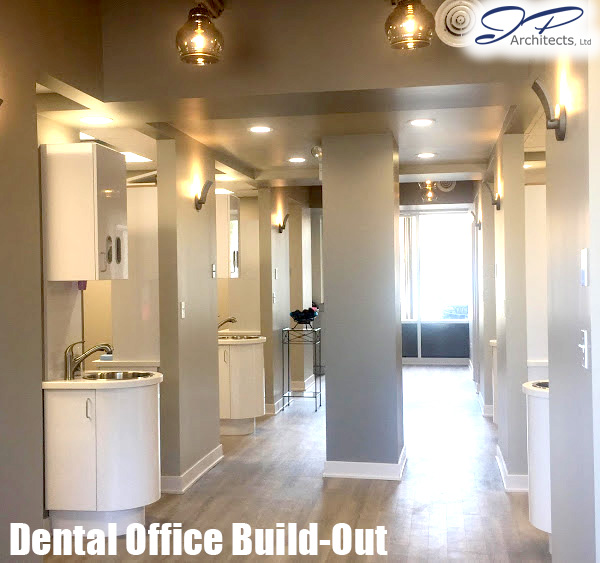 Completed Dental Office Build-Out