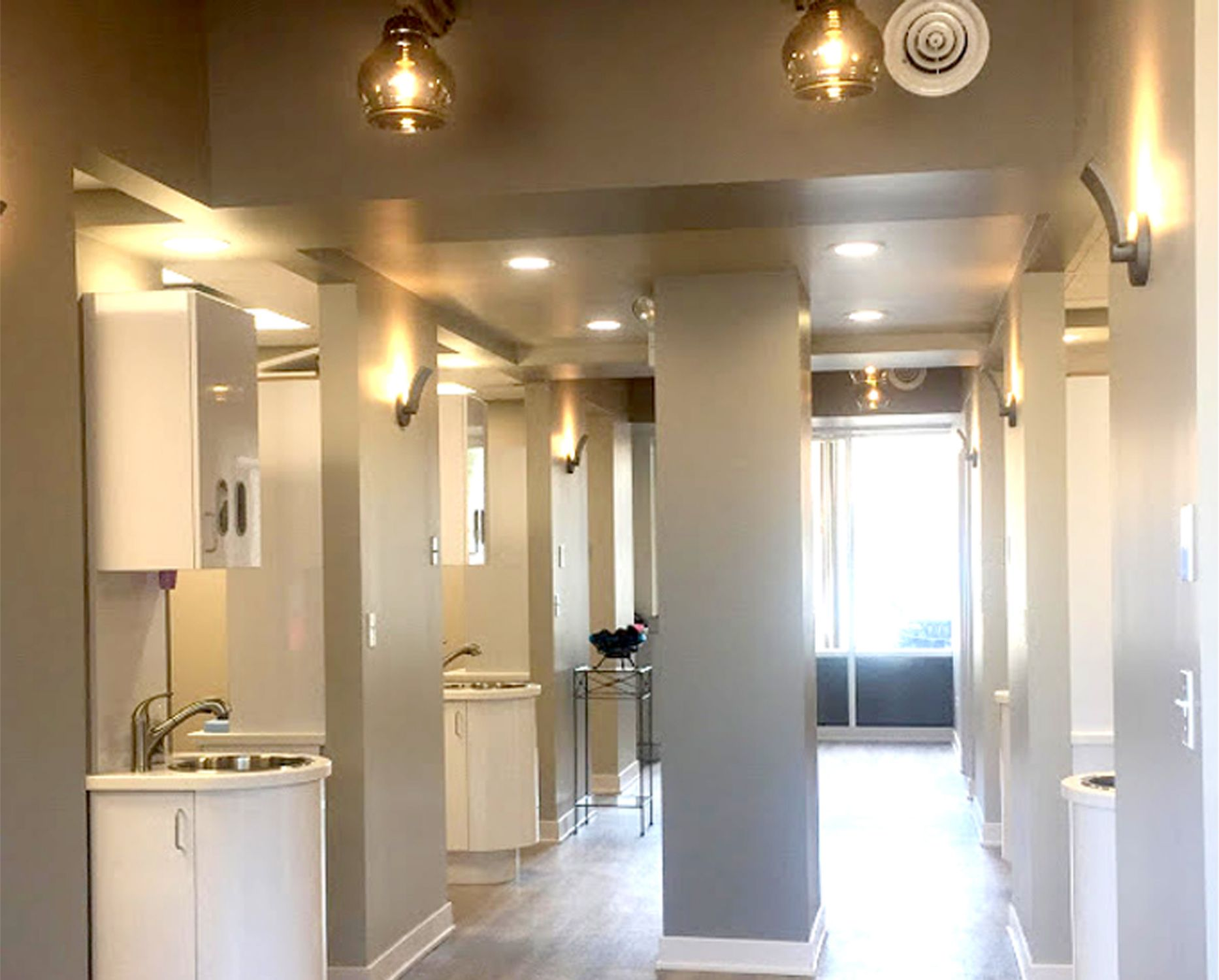 This is an image of our Dental Office we design. Click this image to view our commercial project page!